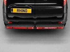 Ford TRANSIT 2014on Rhino Safe Step SAFESTEP Twin Black Sensors SS227BR