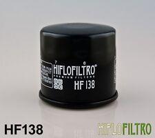 Filtre huile HIFLOFILTRO HF138 Suzuki BOULEVARD M90 2009
