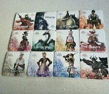 FFXIV Eorzea Cafe coasters- Final Fantasy 14 official coaster