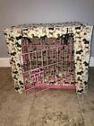 Dog Crate Cover and Doubles as Car Seat Cover Heavy Duty Canvas Weatherproof New