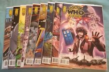 Doctor Who Classics #1(2nd Print), 2, 4-10