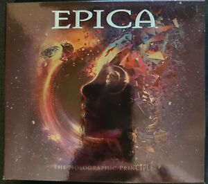 Epica  – The Holographic Principle on Limited Edition Double CD