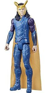 Marvel Avengers Titan Hero Series Collectible 12 Inch Loki Action Figure2021