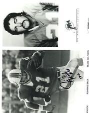JIM KIICK MIAMI DOLPHINS SIGNED VERIZON PROMO  8X10 PHOTO