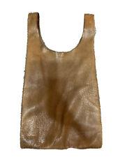 Leather Baggu Medium Fig WELL WORN VINTAGE