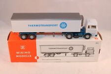 Wiking Modell Thermotransport 52k Truck HO scale perfect mint in box in OVP