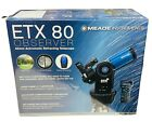 Meade ETX Observer 80mm Achromatic Refractor Telescope with AudioStar Controller picture