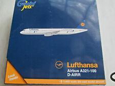"""GEMINI   A321-131  D-AIRR  LUFTHANSA  """"KRANICHSCHUTZ""""  1:400  No:.GJDLH1619"""