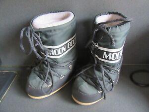 Moon Boot Authentiques Bottes de neige Pointure 27/30