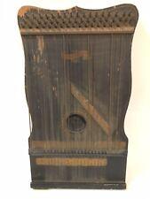 The Harp Mfg Co. Symphony Harp No. 5, antique, made in Boston, Mass.