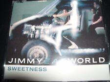 Jimmy Eat World Sweetness EU CD Single – Like New