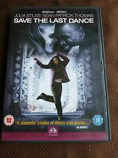 Save The Last Dance (DVD, 2001)