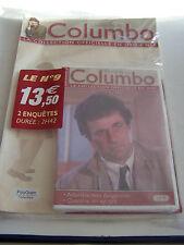L ' INTEGRALE DE COLUMBO  , 1 DVD + FASCICULE NEUF SOUS BLISTER . SAISON 3