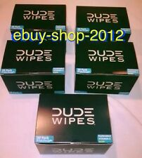 DUDE WIPES 30 Pack Wipe Singles 5-BOX $pecial! (150 Wipes)🚽 ebuy-shop-2012 🚽🚨