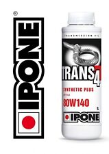 Oil from transmission Trans 4 80W140 IPONE bridge gimbals box vitesse motorcycle
