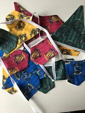 Harry Potter Hogwarts All House Bunting