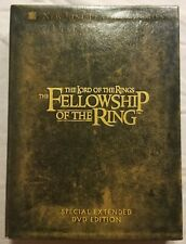 New ListingLord of the Rings The Fellowship of the Ring Special Extended Edition Dvd Pg-13