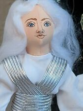 Gladys Boalt Dickens Christmas Carol Ornament 1986 Ghost of Christmas Past