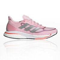adidas Womens Supernova Plus Running Shoes Trainers Sneakers Pink Sports