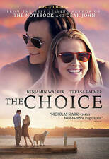 The Choice (Dvd + Digital, 2016) New/Sealed *Free Shipping*