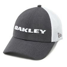 2019 OAKLEY HAT HEATHER SNAPBACK NEW ERA 9FORTY CAP motocross - GRAPHITE