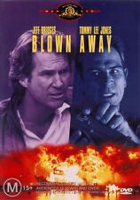 BLOWN AWAY DVD R4 JEFF BRIDGES TOMMY LEE JONES ***