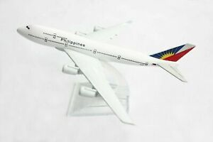 Philippine Air Airlines Model  ️ 14cm Airplane Diecast Metal Plane Toy