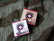 Vulkan Sanex Wehrmacht ww2 empty condom box
