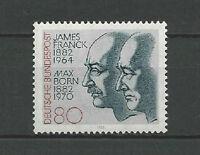 Bund Mi.Nr. 1147** (1982) postfrisch/100. Geb. von James Franck und Max Born
