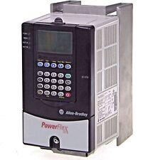 Allen Bradley PowerFlex 70 20AD2P1A3AYNNCNN Ser A 480V 1HP 2.4A