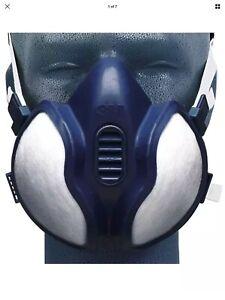 3M 4251+ Spray PaintDust Vapour and Particle Reusable Respirator