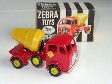 (S) benbros Zebra Toys FODEN CONCETE MIXER - 16