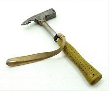 Rare Unusual Vintage Pickle Axe Ice Axe Hammer