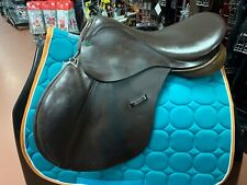 """COUNTY EXTREME CLOSE CONTACT JUMP SADDLE, 17"""" SEAT, MED/NARROW TREE"""