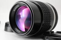 [Mint] Nikon Nikkor Ai-S AiS 105mm F/2.5 Telephoto MF Lens w/cap From Japan