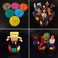 Trivial Pursuit Replacement Game Pieces - Pies, Wedges, Movers - You Pick