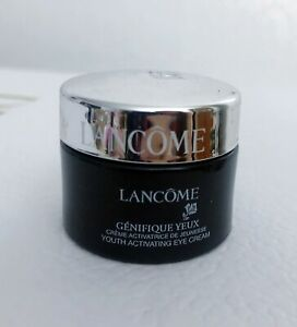 Lancome Genifique Yeux Youth Activating Eye Cream, Travel Size 0.20oz/6g New