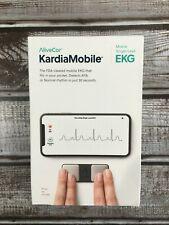 OPEN BOX PLEASE READ AliveCor Kardia Mobile Single-Lead Electrocardiogram!!