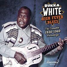 Bukka White - High Fever Blues: Complete 1930-1940 Recordings [New CD] Spain - I