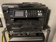 Epson WorkForce WF-3640 All In One Printer Precision Core WiFi 3 Trays 500 Sheet