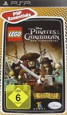 LEGO Pirates of the Caribbean [Essentials] - ( PSP ) Sony PlayStation Portable