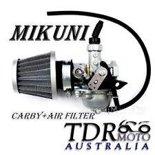19mm MIKUNI Racing Carby 50cc 70cc 90cc 110cc 125CC TRAIL PIT DIRT BIKE ATV QUAD