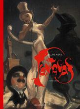 FANTAGAS L'INTEGRALE de Carlos Nine- Editions Les Rêveurs, 2017- 9791091476799