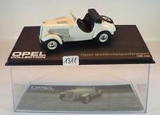 Opel Collection 1/43 Opel Geländesportwagen 1934 - 1938 in Plexi Box #1311