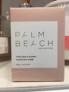 Palm Beach Collection Scented Soy Mini-Candle 90g