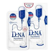 [MEDIHEAL] DNA Proatin Face Mask Pack (Aquaring) 25g x 5 packs.+ Free e-gift.USA