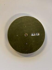 ETA 7750 Valjoux automatic movement brass dial Zifferblatt messing cadran laiton