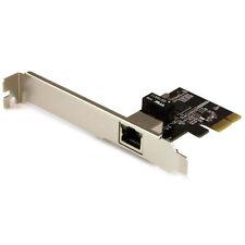 Startech.com tarjeta de red PCI Express Ethernet Gigabit con 1 Puerto RJ45 chip