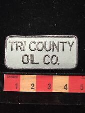 TRI COUNTY OIL COMPANY Advertising Patch Spruce Pine NC 65E5