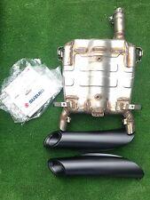 Scarico Exhaust Para Marmitta Suzuki Gsr 600-750 Anno 06-10